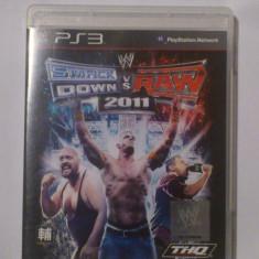 Joc Smack Down vs Raw 2011 Playstation 3 PS3 - Jocuri PS3 Thq