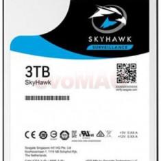 HDD Desktop Seagate SkyHawk, 3TB, SATA III 600, 64 MB Buffer