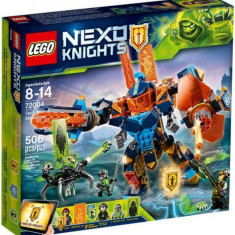 LEGO® Nexo Knights Confruntarea cu vrajitorul robot 72004