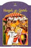 Hansel si Gretel - Colorez povesti alese