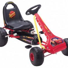 Kart pentru copii Stamp Disney Cars - Kart cu pedale