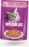 Whiskas plic 100g Somon