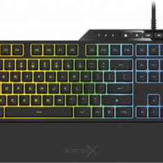 Tastatura Creative Sound BlasterX VANGUARD K08 - Tastatura PC