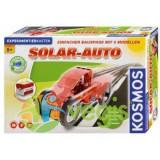 Experimente pentru acasa - Masina solara - Kosmos