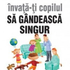 Invata-ti copilul sa gandeasca singur ed.2 - Elisa Medhus - Carte Ghidul mamei