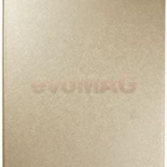 Husa Book cover Just Must JMCRST555BK pentru Samsung Galaxt Tab A T550/T555 (Auriu)