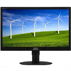 Monitor LED Philips B-line 220B4LPYCB/00 22 inch 5ms Black, 1680 x 1050