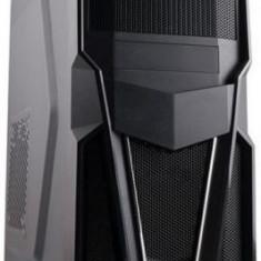 Sistem PC Gaming (Procesor Intel® Core™ i5-3470 (6M Cache, up to 3.60 GHz), Ivy Bridge, 8GB, 120GB SSD, nVidia GeForce GT 1030 @2GB, Negru) - Sisteme desktop fara monitor
