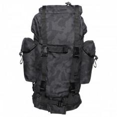 Rucsac MFH BW Combat Camuflaj Night Camo 65L 30253K, 25 L