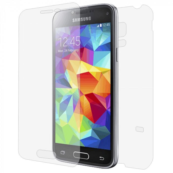 Folie de protectie Clasic Smart Protection Samsung Galaxy S5 Mini Dualsim foto mare