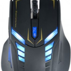 Mouse Gaming Tracer Battle Heroes Target (Negru)