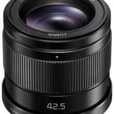 Obiectiv Foto Panasonic Lumix G H-HS043E-K 42.5mm f/1.7 ASPH POWER O.I.S. - Obiectiv mirrorless
