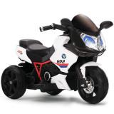 Motocicleta electrica copii Racer 6187 Black, Moni