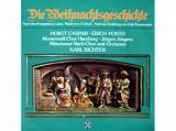 BACH - TIMMERMANS : Die Weihnachtsgeschichte ( disc vinil )