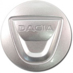 Ornament jante aliaj Dacia, capac gaura centrare jante Lodgy, Sandero 2, Logan 2, Dokker, Original 403156671R