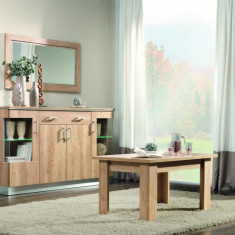 Set de mobila living Nebraska - Set mobila living