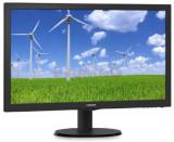 Monitor TFT-LCD Philips 21.5inch 223S5LSB/00, Full HD (1920 x 1080), VGA, DVI, 5 ms (Negru)