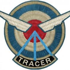 Insigna Overwatch Tracer