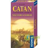 Colonistii din Catan - Ext. Negustori si Barbari 5/6 jucatori