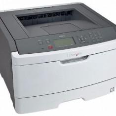 Imprimanta Laser Lexmark E460DN, 40 ppm, 1200 x 1200, USB, Retea, Duplex - Multifunctionala