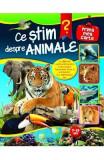 Ce stim despre animale? 7-12 ani