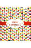 Pachet Craciun CD2: Legende romanesti cu CD + Cartea cu colinde cu CD