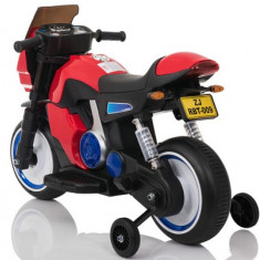 Motocicleta electrica Champion Red - Masinuta electrica copii