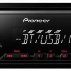 Radio Player Pioneer MVH-390BT, 4 x 50W, USB, AUX, Bluetooth