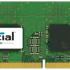 Memorie Laptop Crucial CT4G4SFS824A DDR4, 1x4GB, 2400MHz, CL17