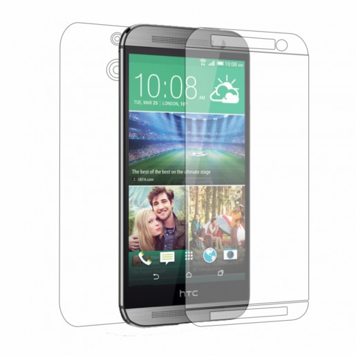 Folie de protectie Clasic Smart Protection HTC One M8 foto mare