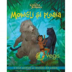 Disney Cartea Junglei - Mowgli si Ploaia - Carte de povesti
