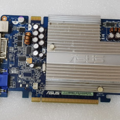 Placa video ASUS EN7600GS SILENT HTD 256MB DDR2 PCIe - poze reale - Placa video PC Asus, PCI Express, nVidia