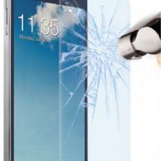 Folie Protectie Sticla Securizata Clasica Muvit MUSCP0816, 0.33mm, 9H pentru Samsung Galaxy A7