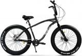 Bicicleta Pegas Cutezator EV 3S 2017, Cadru 17inch, Roti 26inch, 3 Viteze (Negru)