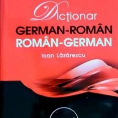 Dictionar german-roman, roman-german uzual - Ioan Lazarescu