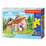 Puzzle 35 Castorland - Hansel si Gretel