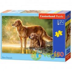 Puzzle 180 Castorland - Best Friends
