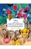 Disney. Prima mea enciclopedie cu autocolante: Animale. Plante, Marcy Kelman