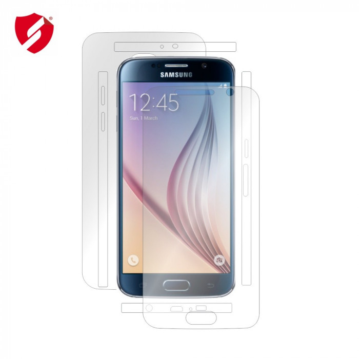 Folie de protectie Clasic Smart Protection Samsung Galaxy S6 foto mare