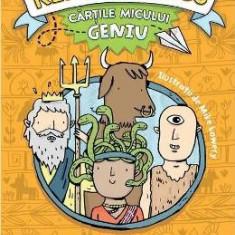 Cartile micului geniu: Mitologia greaca - Ken Jennings