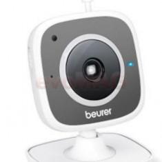 Monitor video Beurer BY88, pentru bebelusi cu transmisie WiFi - Baby monitor