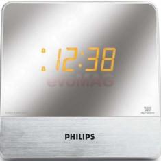 Radio cu ceas Philips AJ3121 (Argintiu)