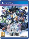 World of Final Fantasy (PS Vita), Square Enix