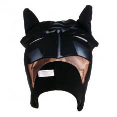 Caciula baieti Batman Mask neagra