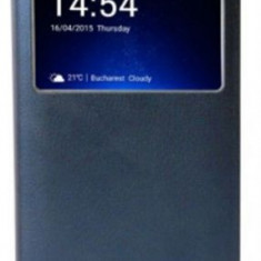 Husa Flip Cover Allview HFblueV2X pentru V2 Viper X/V2 Viper X+ (Albastru)