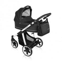 Carucior multifunctional 2 in 1 Baby Design Lupo Comfort Black 2016 - Carucior copii 2 in 1