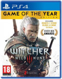The Witcher 3: Wild Hunt GOTY (PS4)