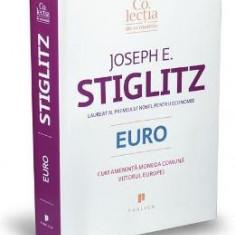 Euro. Cum ameninta moneda comuna viitorul Europei - Joseph E. Stiglitz - Carte afaceri