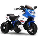 Motocicleta electrica copii Racer 6187 Blue, Moni