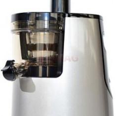 Storcator de fructe Hurom HH+ HH-DBE10, Model 2015, Gri metalizat - Cartela Cosmote